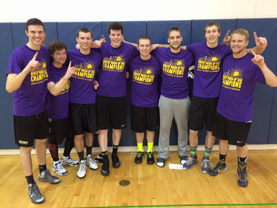 Winter Warm-Up Men's Champions